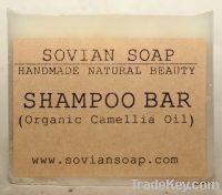 Sell Organic Camellia Oil Shampoo bar - Handmade, Natural