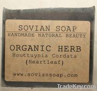 Sell Organic Herb Soap, Houttuynia Cordata (Heartleaf) - Organic, Hand