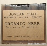 Sell Organic Herb Soap, Saururus chinensis - Organic, Handmade, Natura