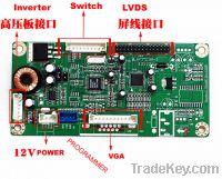 LCD Driver RTD2025L ROWARD PC DRIVER BOARD B.RTMC1B-1 up for 19inch