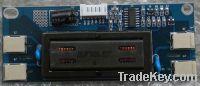 LCD ccfl 4 CCFL Smallest board 10-20v input Universal inverter