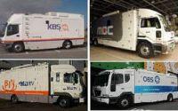 Sell Broadcasting Vehicle(OB Van)