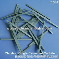 Sell tungsten carbide strips