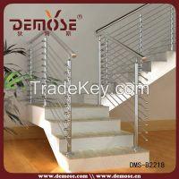 cast metal residential stair railing