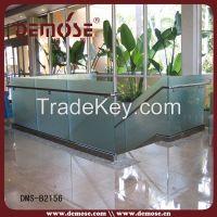 u glass channel balustrade for veranda