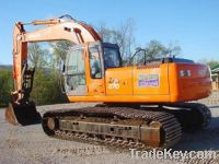 Sell Used Hitachi Excavator ZAXIS270