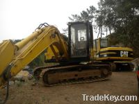 Sell  good working condition of the used CAT312B Excavator for Sell