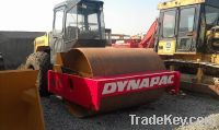Sell Used Compactor Original Dynapac Road Roller For Sell