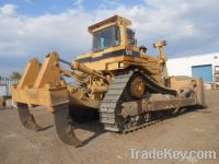Sell Used Bulldozer Earthmoving Equipment For Sell