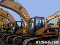 Good working condition of the Carter excavator Cat330C for Sell