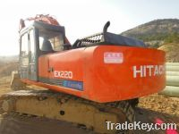 Sell Used Crawler Excavator Heavy equipment  For Sell