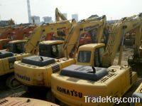 Sell Used Komatsu Excavator
