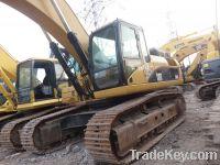 Sell used excavating machine cat320b cat320c cat330b cat330c for sale