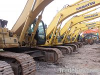 Sell used excavator digging machine 20ton excavator for sale