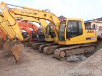 Sell used  DAWEOO excavating machine for sale