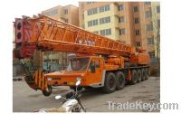 Sell used 120ton crane