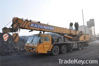 Sell used cranes