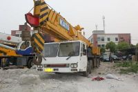 Sell used mobile crane 45ton
