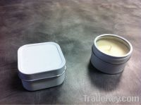 Sell candle tin boxes