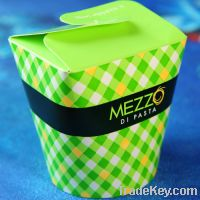 Sell paper pasta box