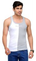 comfortable super soft 100% Cotton Men inner Vest/undergarments