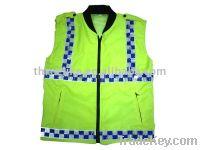 Sell Hi-vis safety vest Police jacket