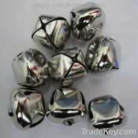 Sell nickel plating silver small jingle  bell christmas bell ornament