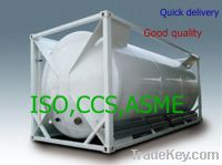 Sell 20ft Tank container for yellow phosphorus--CA