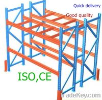 Sell Heavy duty warehouse racking system--CA
