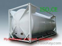 Sell Hydrofluoric acid tank container-CA