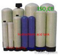 Sell Hydrochloric acid tank-CA