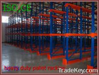 Sell heavy duty Pallet racks--CA