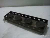 Sell antique wooden metal Candle Holder