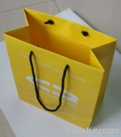 Sell paper bag, paper shopping bag