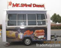 2013 New style!Mobile Street food cart FS290D