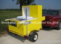 2013 Shanghai Deft hot dog cart
