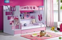 Sell Kids Bunk Bed with Stairs and Drawer