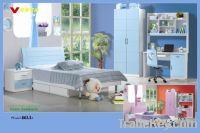 Sell MDF Kids Bedroom Furniture Set