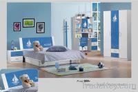 Sell MDF Girl / Boy Bedroom Furniture