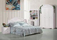 Sell Panel White Modern Princess / Girl Children Bedroom Furniture