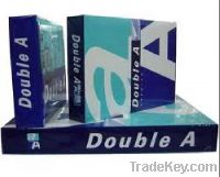 Sell Double A A3 & A4 80gsm office copy paper