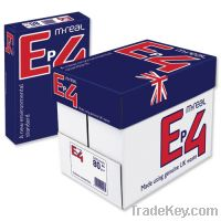 Sell EP4 Copier Paper Recycled Ream-Wrapped 80gsm A4 White