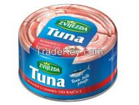 High Quality Canned Food Tuna in Tomato Sauce