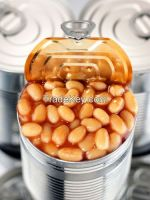 Canned Beans(Baked Beans) /Canned Corn
