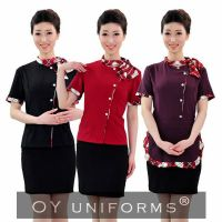 Sell Entertainment and Leisure Places Waitress and Waiter Uniform