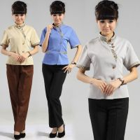 Sell Dropshipping Hotel Housekeeping Uniforms for Women