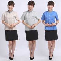 Sell Short Sleeves Housekeeping Uniforms for Female