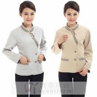 Sell Customized Hotel Room Service Work Staff Wear