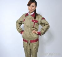 Sell Big Discount Good Quality Factory Worker Working Uniform Suit
