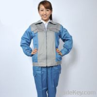 Selling Good Quality Mechanics Crew Long Sleeve Working Uniforms Suit